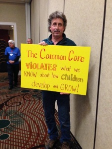 common core violates rights
