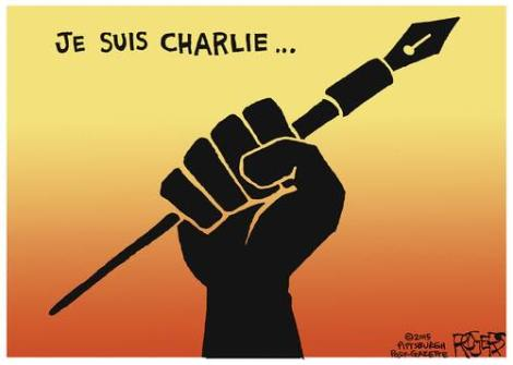je suit charlie hebdo
