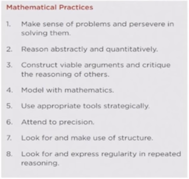 James Tanton on the Math Common Core Standards | GFBrandenburg\'s Blog