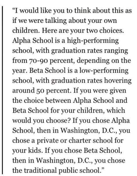 devos-on-alpha-beta-schools